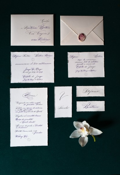 Stationary and Calligraphy